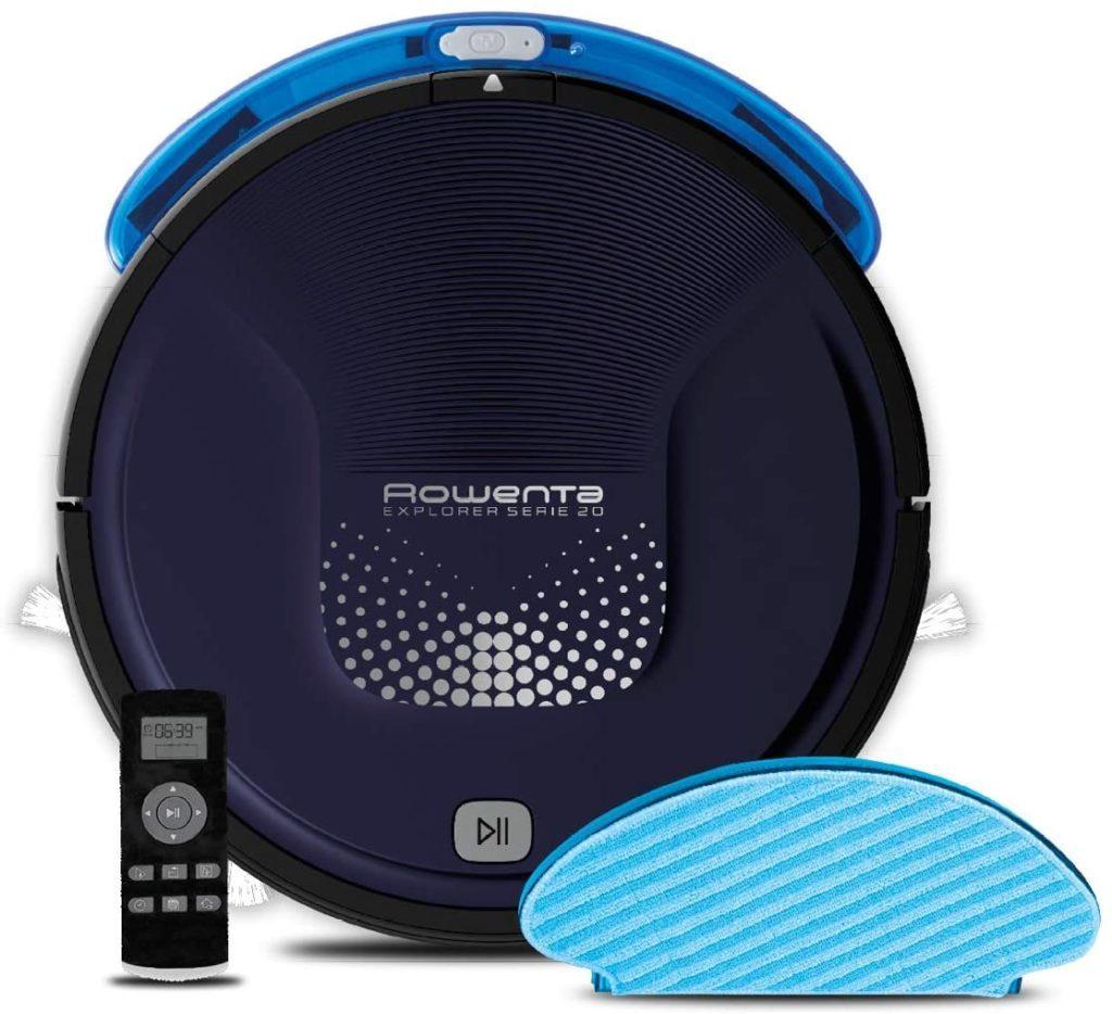Rowenta RR6871WH Smart Force Explorer Aqua