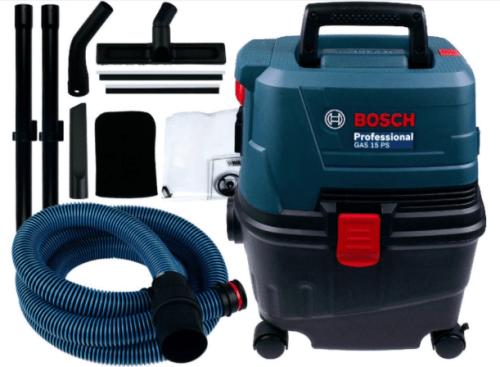 Bosch Professional GAS 20 L SFC Lamiglioreaspirapolvere
