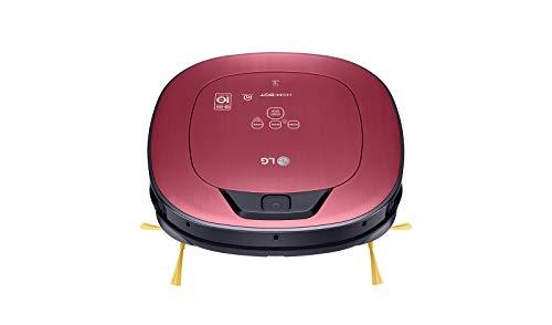 LG 11 Series Hombot Turbo Robot Vacuum Cleaner VR9624PR