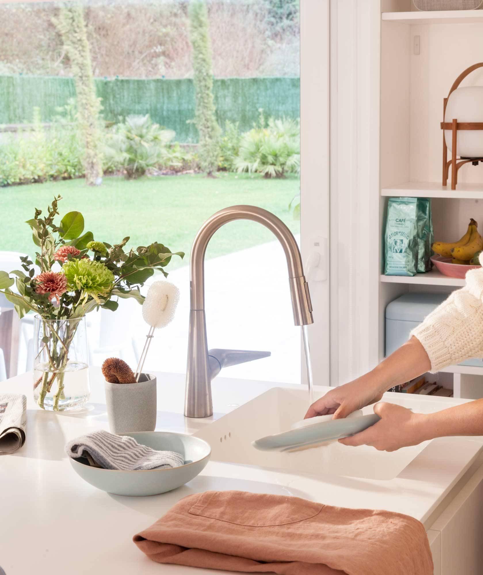 error-when-cleaning-kitchen-sink 00510124 O. Prodotti per la pulizia della cucina.